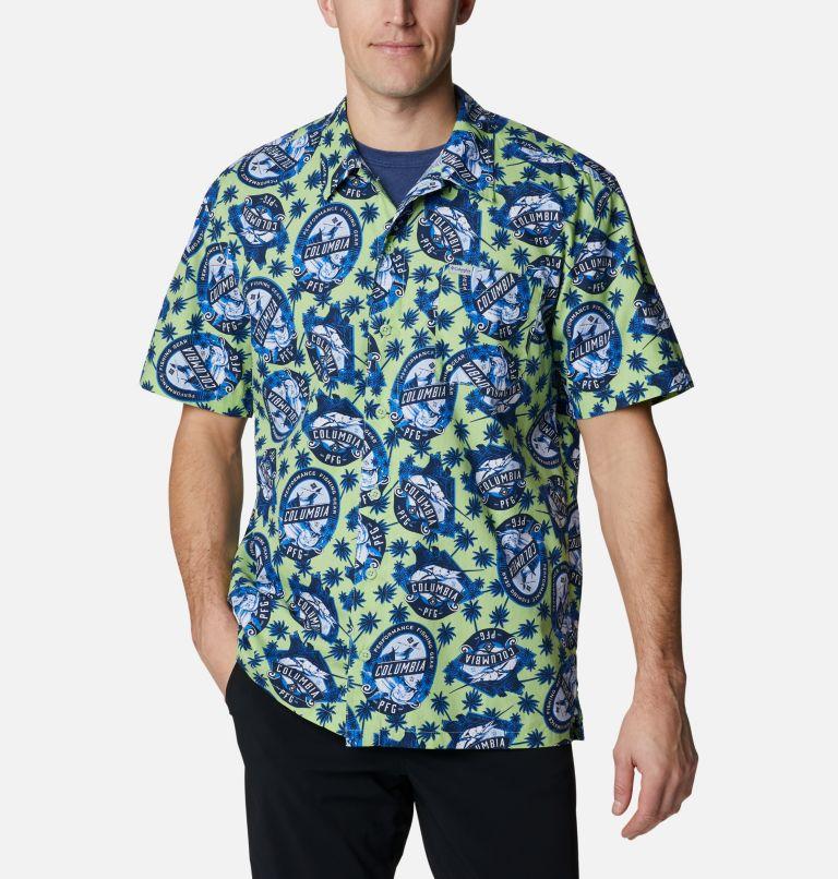 Men's PFG Trollers Best™ Short Sleeve Shirt – Tall Men's PFG Trollers Best™ Short Sleeve Shirt – Tall, a4