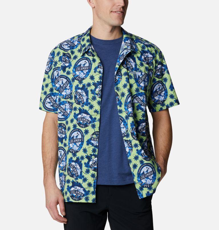 Men's PFG Trollers Best™ Short Sleeve Shirt – Tall Men's PFG Trollers Best™ Short Sleeve Shirt – Tall, front