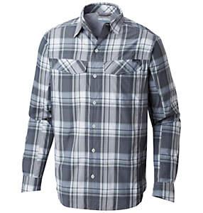 Men's Silver Ridge™ Plaid Long Sleeve Shirt – Big