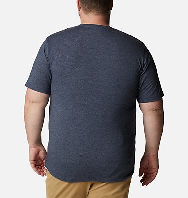 Men's Thistletown Park™ Crew - Big Thistletown Park™ Crew | 101 | 1X, Nocturnal Heather, back