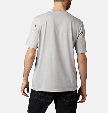 Men's Thistletown Park™ Crew - Tall Thistletown Park™ Crew | 101 | 4XT, Cool Grey Heather, back