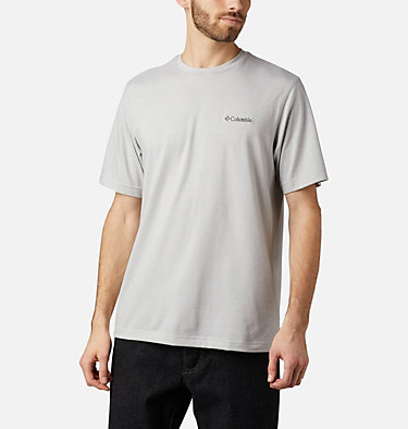 Men's Thistletown Park™ Crew - Tall Thistletown Park™ Crew | 101 | 4XT, Cool Grey Heather, front
