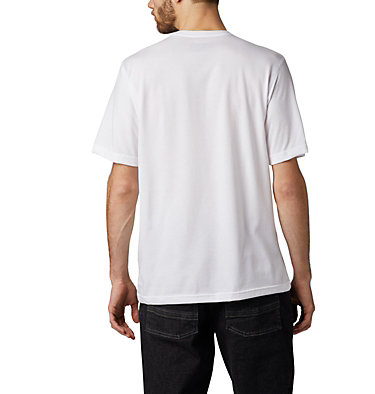 Men's Thistletown Park™ Crew - Tall Thistletown Park™ Crew | 101 | 4XT, White Heather, back
