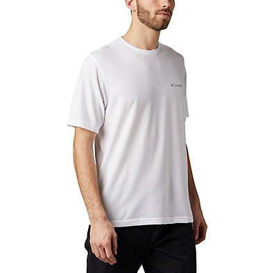 Men's Thistletown Park™ Crew - Tall Thistletown Park™ Crew | 101 | 4XT, White Heather, front