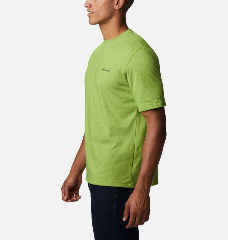 Thistletown Park™ Crew | 352 | LT Men's Thistletown Park™ Crew - Tall, Matcha Heather, a1