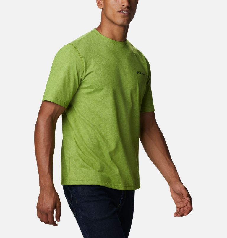Thistletown Park™ Crew | 352 | LT Men's Thistletown Park™ Crew - Tall, Matcha Heather, a3