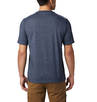 Men's Thistletown Park™ Crew - Tall Thistletown Park™ Crew | 101 | 4XT, Nocturnal Heather, back