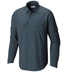 Men's Silver Ridge™ Long Sleeve Shirt – Big
