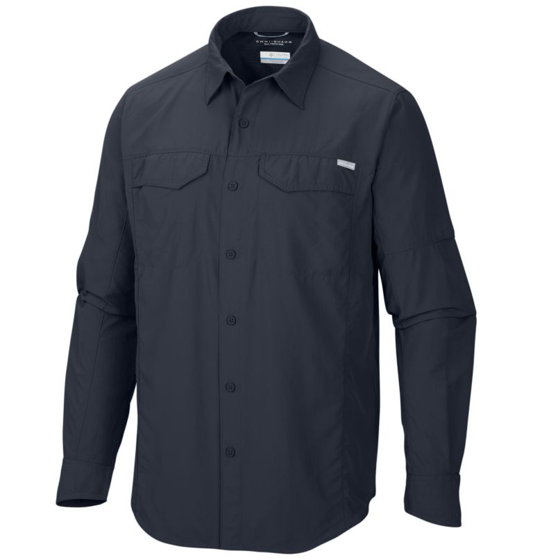 Chemise manches longues Silver Ridge™ Homme Grande Taille