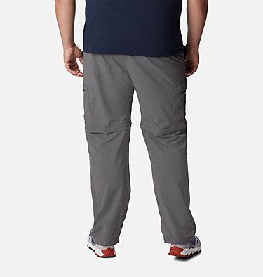 Men's Silver Ridge™ Convertible Pant - Big Silver Ridge™ Convertible Pant | 028 | 42, City Grey, back