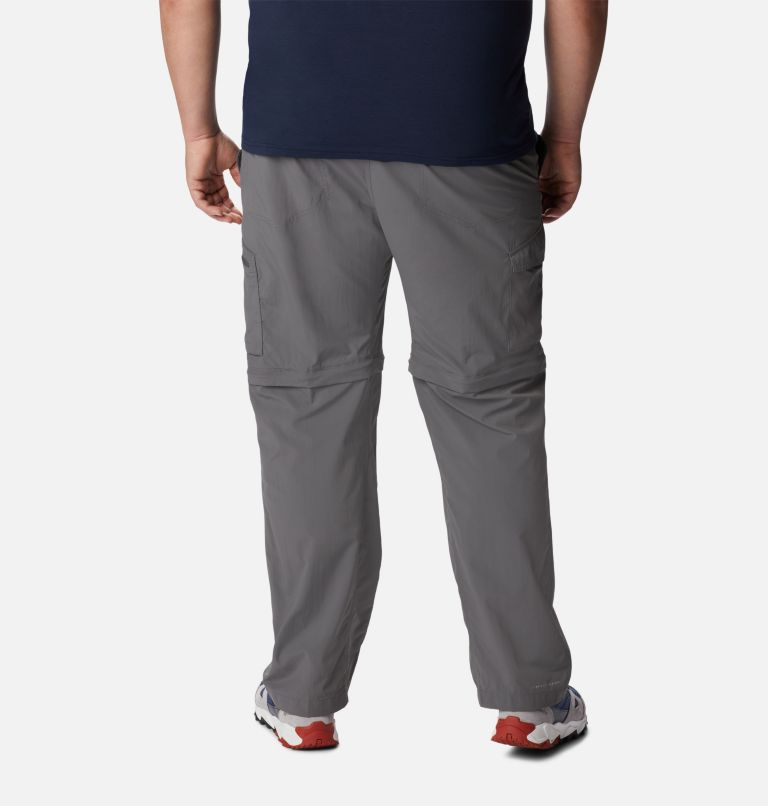 Men's Silver Ridge™ Convertible Pants - Big Men's Silver Ridge™ Convertible Pants - Big, back