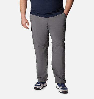 Men's Silver Ridge™ Convertible Pant - Big Silver Ridge™ Convertible Pant | 028 | 42, City Grey, front
