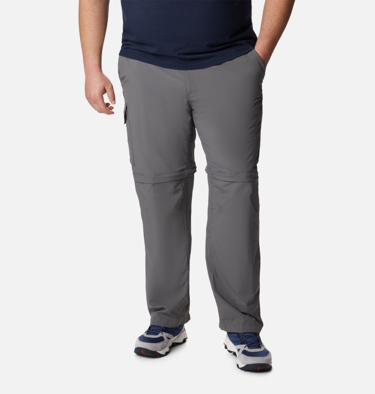 Men's Silver Ridge™ Convertible Pants - Big Men's Silver Ridge™ Convertible Pants - Big, front