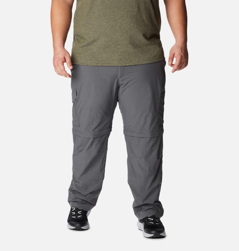 Pantalon convertible Silver Ridge™ pour homme – Taille forte Pantalon convertible Silver Ridge™ pour homme – Taille forte, front
