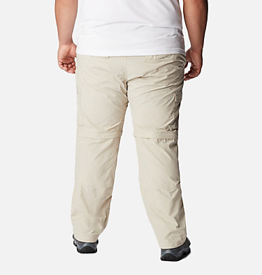 Men's Silver Ridge™ Convertible Pant - Big Silver Ridge™ Convertible Pant | 028 | 42, Fossil, back