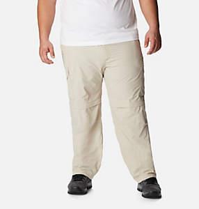 Pantalon convertible Silver Ridge™ pour homme – Taille forte