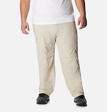 Men's Silver Ridge™ Convertible Pant - Big Silver Ridge™ Convertible Pant | 028 | 42, Fossil, front