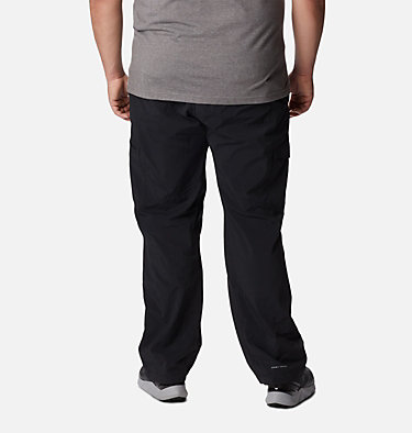 Men's Silver Ridge™ Cargo Pants - Big Silver Ridge™ Cargo Pant | 010 | 44, Black, back