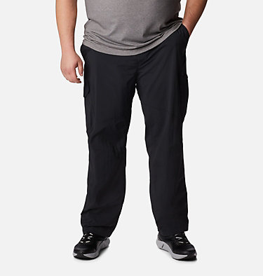 Men's Silver Ridge™ Cargo Pants - Big Silver Ridge™ Cargo Pant | 010 | 44, Black, front