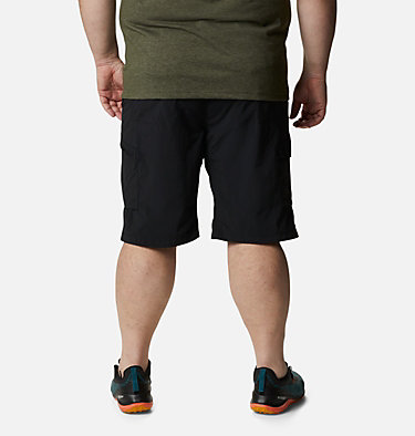 Men's Silver Ridge™ Cargo Shorts - Big Silver Ridge™ Cargo Short | 010 | 42, Black, back