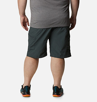 Men's Silver Ridge™ Cargo Shorts - Big Silver Ridge™ Cargo Short | 010 | 42, Grill, back
