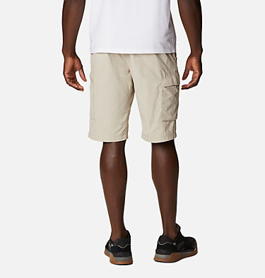 Men's Silver Ridge™ Cargo Shorts - Big Silver Ridge™ Cargo Short | 010 | 42, Fossil, back