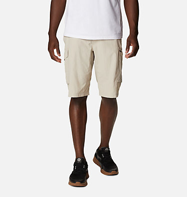 Men's Silver Ridge™ Cargo Shorts - Big Silver Ridge™ Cargo Short | 010 | 42, Fossil, front