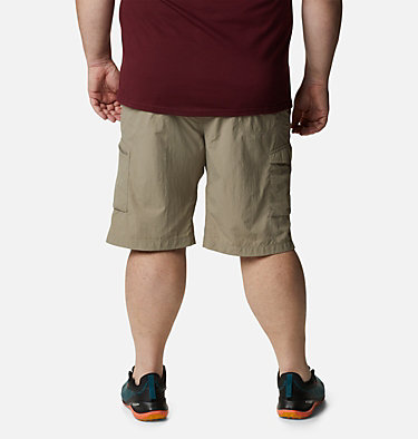 Men's Silver Ridge™ Cargo Shorts - Big Silver Ridge™ Cargo Short | 010 | 42, Tusk, back