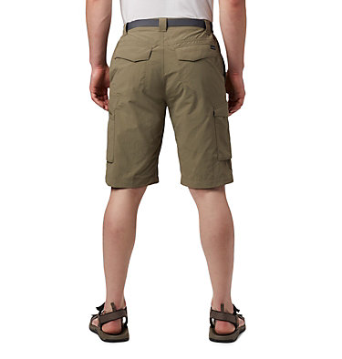 Men's Silver Ridge™ Cargo Shorts - Big Silver Ridge™ Cargo Short | 365 | 42, Sage, back