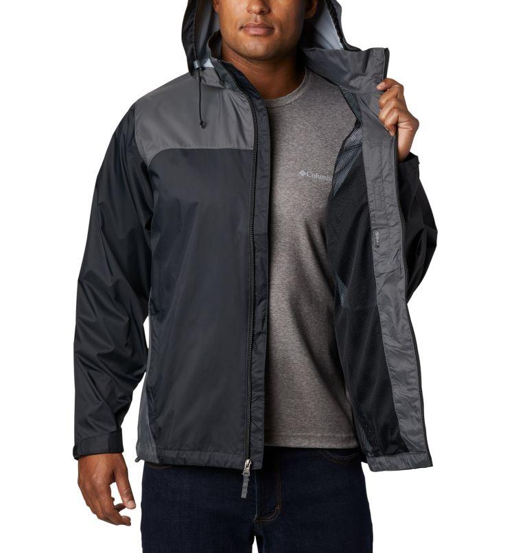 Glennaker Lake™ Rain Jacket | 010 | XL Men's Glennaker Lake™ Rain Jacket, Black, Grill, a3