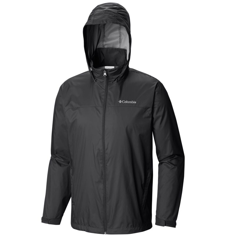Glennaker Lake™ Rain Jacket | 012 | XL Men's Glennaker Lake™ Rain Jacket, Black, a1