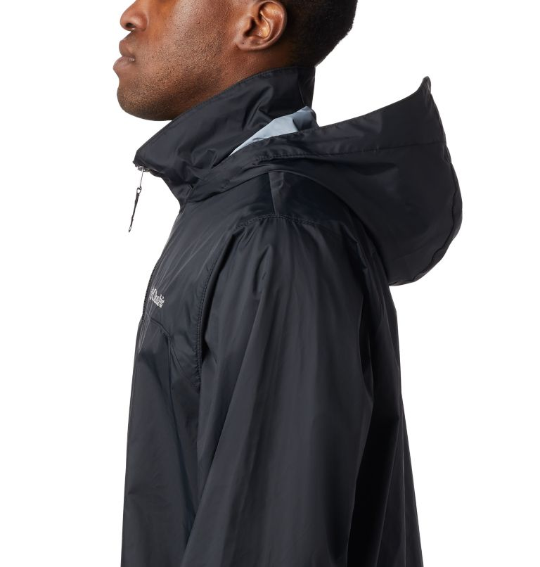 Glennaker Lake™ Rain Jacket | 012 | XL Men's Glennaker Lake™ Rain Jacket, Black, a2