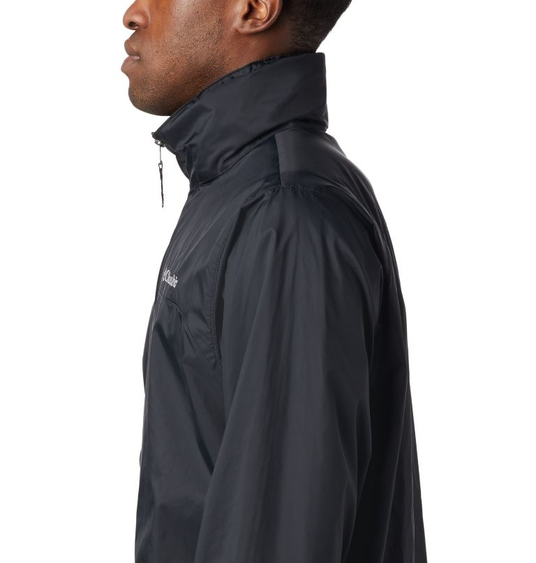 Glennaker Lake™ Rain Jacket | 012 | XL Men's Glennaker Lake™ Rain Jacket, Black, a3