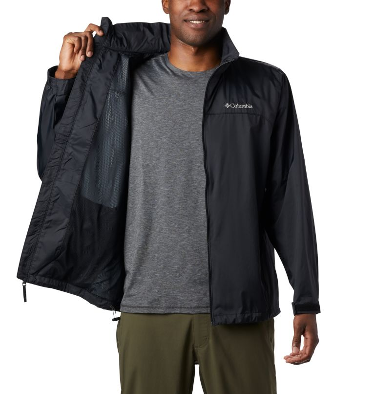 Glennaker Lake™ Rain Jacket | 012 | XL Men's Glennaker Lake™ Rain Jacket, Black, a5