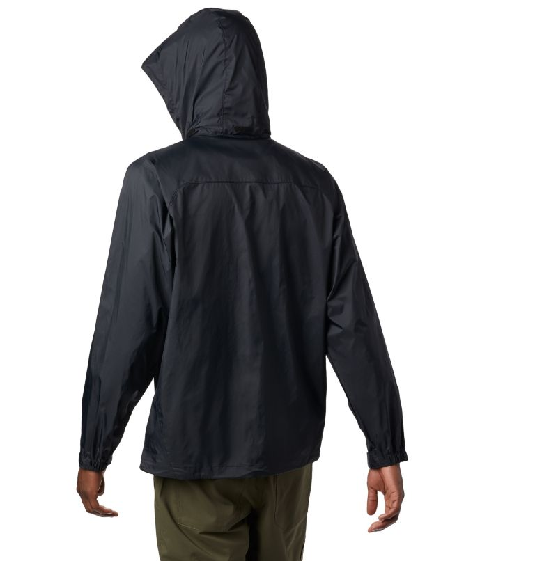 Glennaker Lake™ Rain Jacket | 012 | XL Men's Glennaker Lake™ Rain Jacket, Black, back