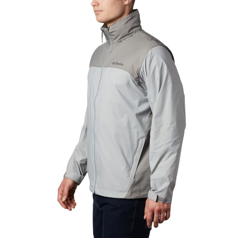 Glennaker Lake™ Rain Jacket | 039 | XXL Men's Glennaker Lake™ Rain Jacket, Columbia Grey, Boulder, a1
