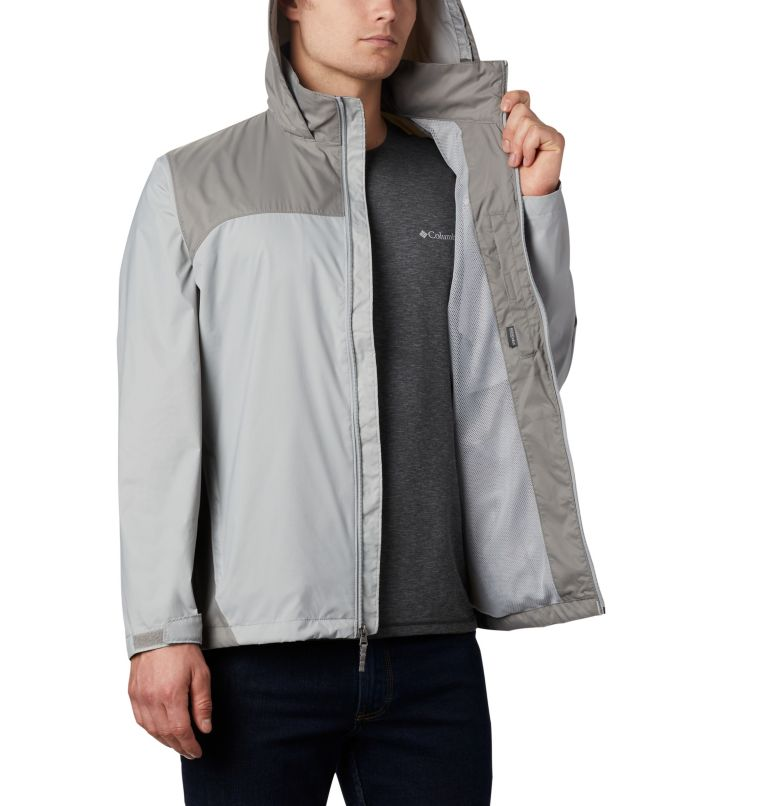 Glennaker Lake™ Rain Jacket | 039 | XL Men's Glennaker Lake™ Rain Jacket, Columbia Grey, Boulder, a3