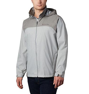 Men's Glennaker Lake™ Rain Jacket Glennaker Lake™ Rain Jacket | 375 | S, Columbia Grey, Boulder, front