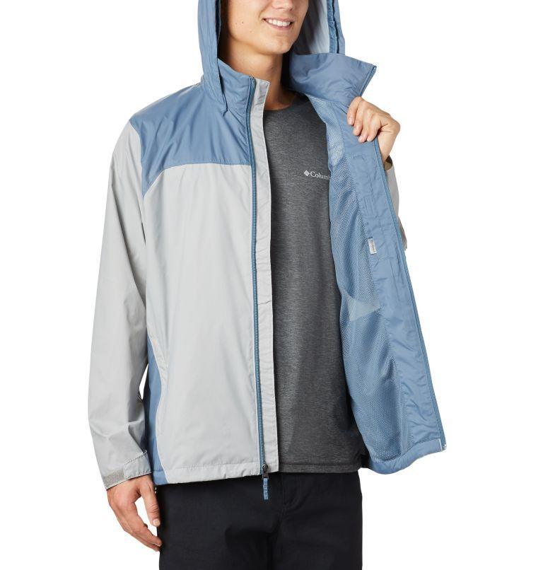 Glennaker Lake™ Rain Jacket | 040 | XL Men's Glennaker Lake™ Rain Jacket, Columbia Grey, Mountain, a3