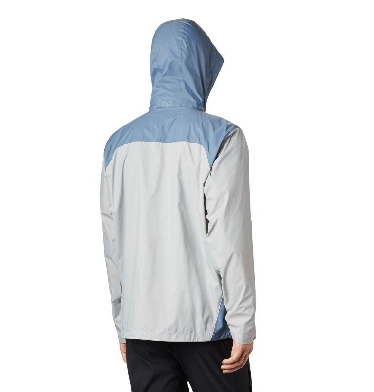 Glennaker Lake™ Rain Jacket | 040 | XL Men's Glennaker Lake™ Rain Jacket, Columbia Grey, Mountain, back