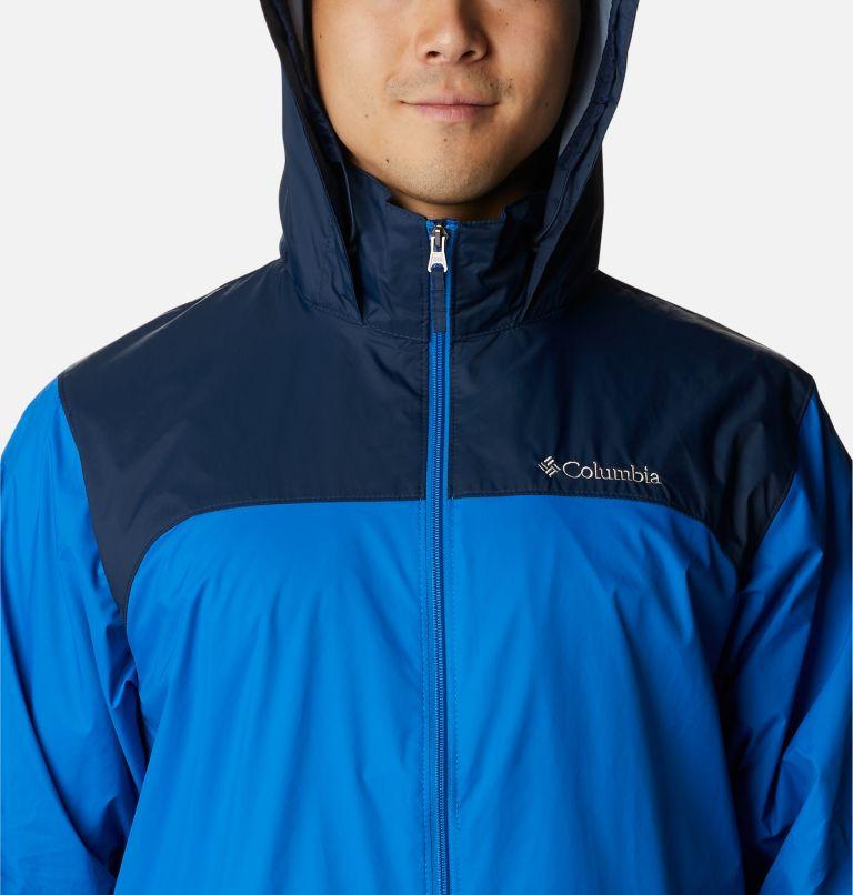 Glennaker Lake™ Rain Jacket | 072 | XXL Men's Glennaker Lake™ Rain Jacket, Blue Jay, Columbia Navy, a2