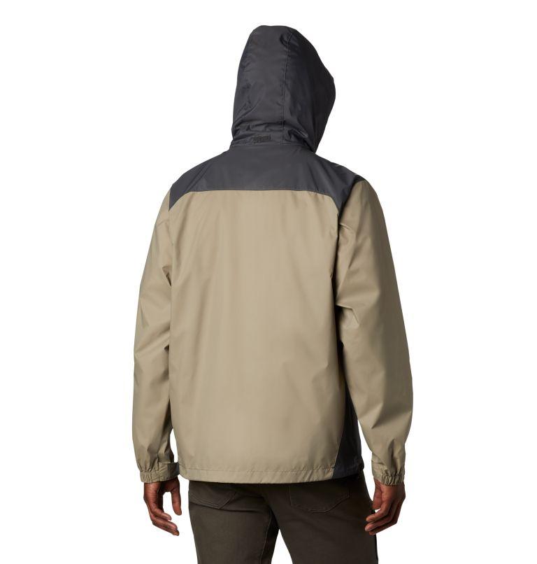 Glennaker Lake™ Rain Jacket   221   XXL Men's Glennaker Lake™ Rain Jacket, Tusk, Grill, back