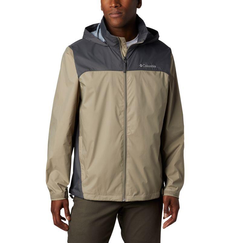 Glennaker Lake™ Rain Jacket   221   XXL Men's Glennaker Lake™ Rain Jacket, Tusk, Grill, front