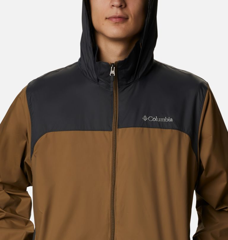 Glennaker Lake™ Rain Jacket | 258 | XXL Men's Glennaker Lake™ Rain Jacket, Delta, Shark, a2