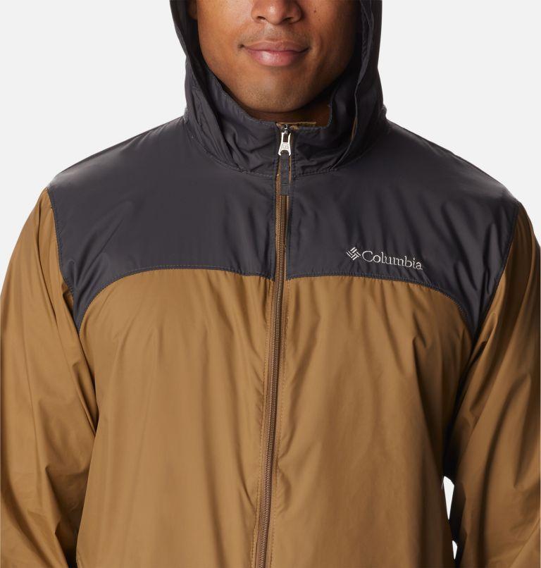 Glennaker Lake™ Rain Jacket | 258 | L Men's Glennaker Lake™ Rain Jacket, Delta, Shark, a2