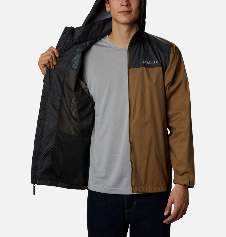 Glennaker Lake™ Rain Jacket | 258 | XXL Men's Glennaker Lake™ Rain Jacket, Delta, Shark, a3