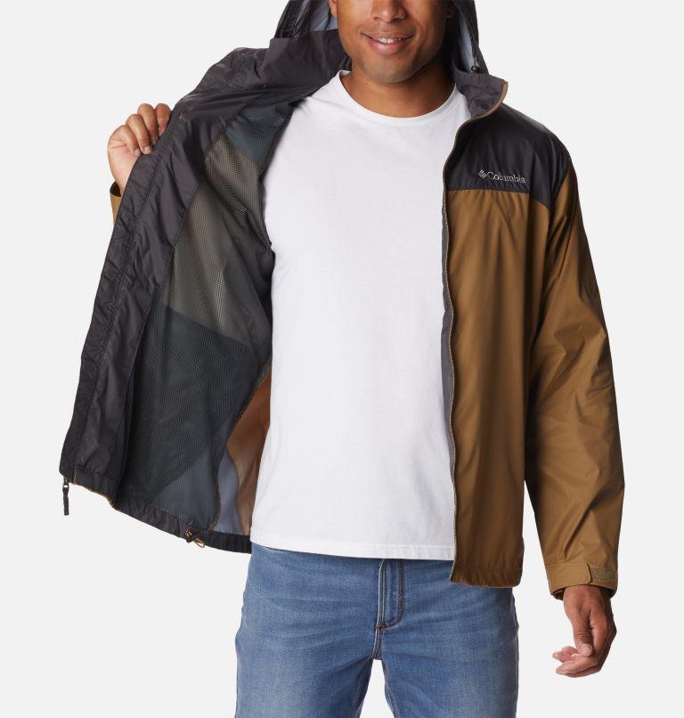 Glennaker Lake™ Rain Jacket | 258 | L Men's Glennaker Lake™ Rain Jacket, Delta, Shark, a3