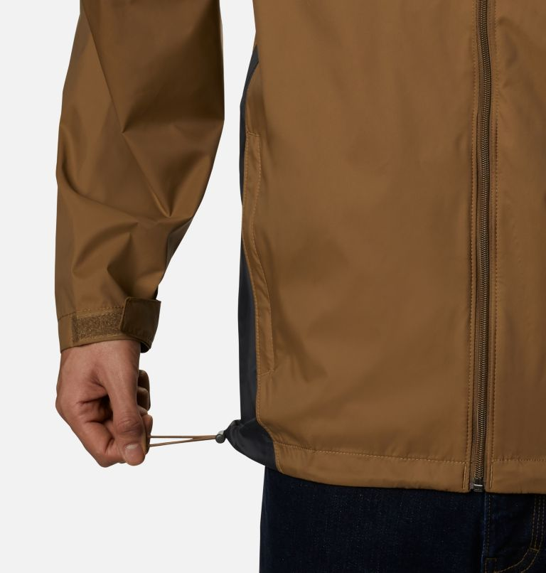 Glennaker Lake™ Rain Jacket | 258 | XXL Men's Glennaker Lake™ Rain Jacket, Delta, Shark, a4