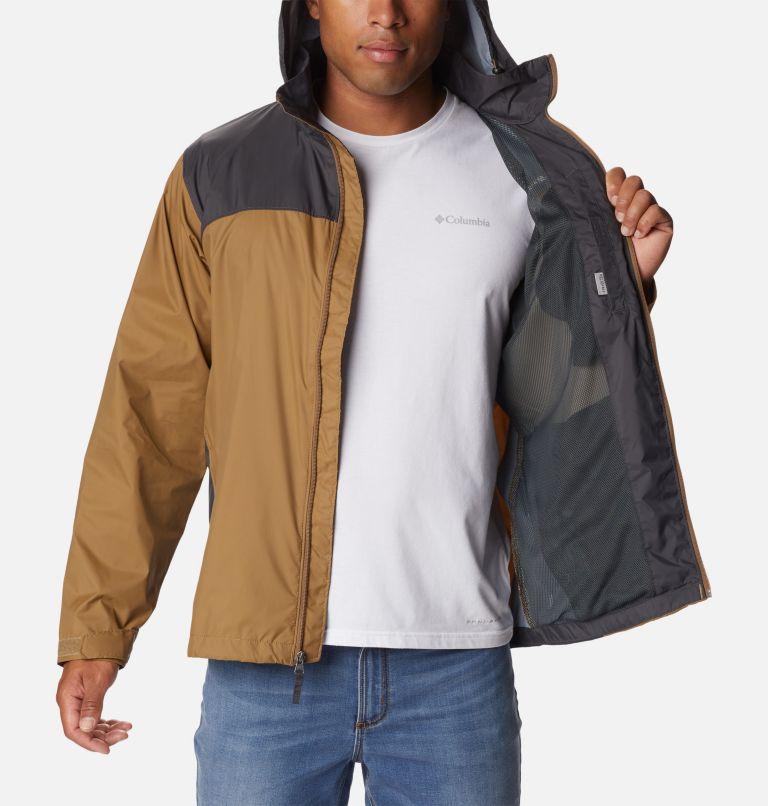 Glennaker Lake™ Rain Jacket | 258 | L Men's Glennaker Lake™ Rain Jacket, Delta, Shark, a4