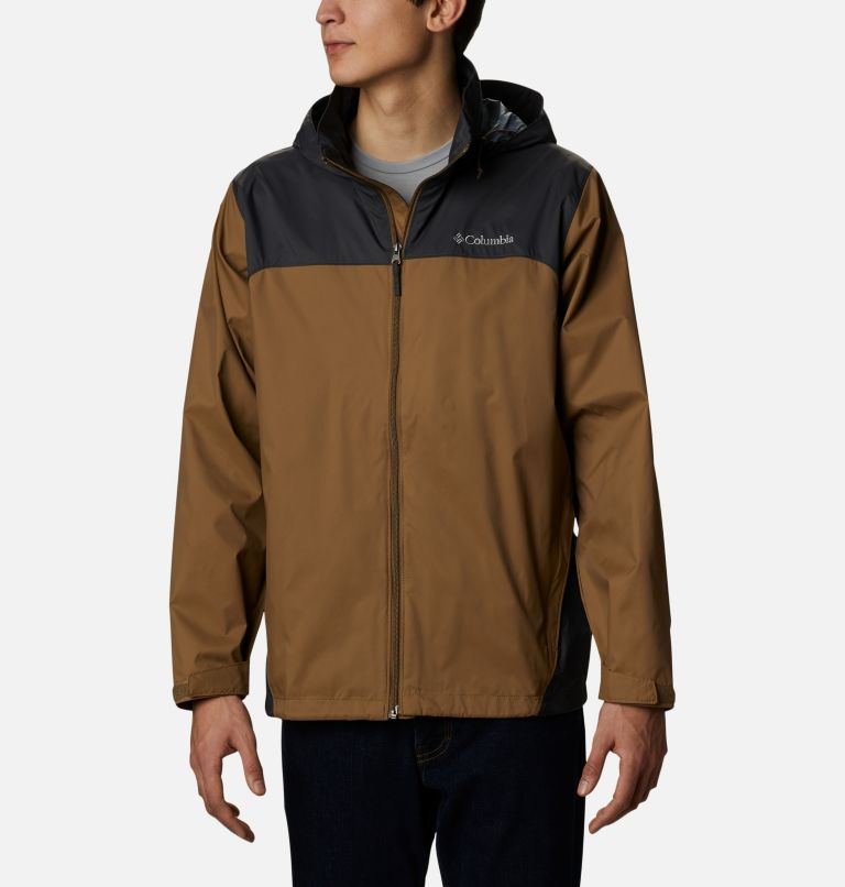 Glennaker Lake™ Rain Jacket | 258 | XXL Men's Glennaker Lake™ Rain Jacket, Delta, Shark, front